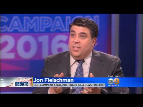 Kerman Maddox   Post Debate   KCAL   09 26 16