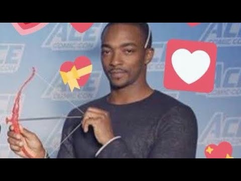 Anthony Mackie complimenting his Avenger Cast Members for 7 minutes Straight !