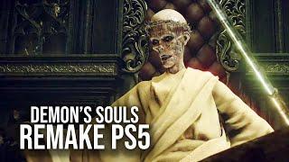 DEMON'S SOULS Remake #15 - Devorador e Velho Monge, na Torre de Latria!