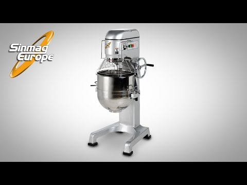 Planetary Mixer Manual | Bakery Machines And Equipment | SM-500C