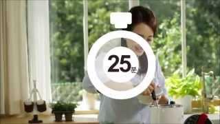 한경희 건강식마스터 시즌2 HFM-1500 인포모셜