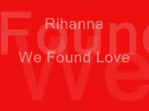 Rihanna We Found Love Tłumaczenie By Wizazysta from YouTube · Duration:  3 minutes 46 seconds