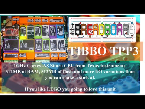 TIBBO Project System 3 Linux Modular Controller Review