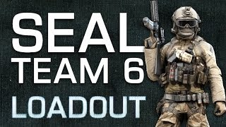 Battlefield 4 (BF4) M416 Loadout : SEAL Team Six