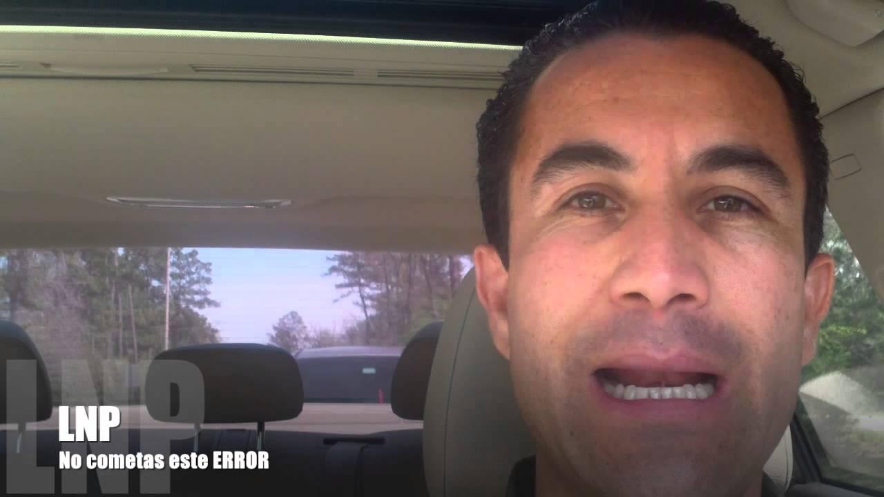 242 No Cometas este ERROR en Network Marketing & Multinivel por Luis R Landeros