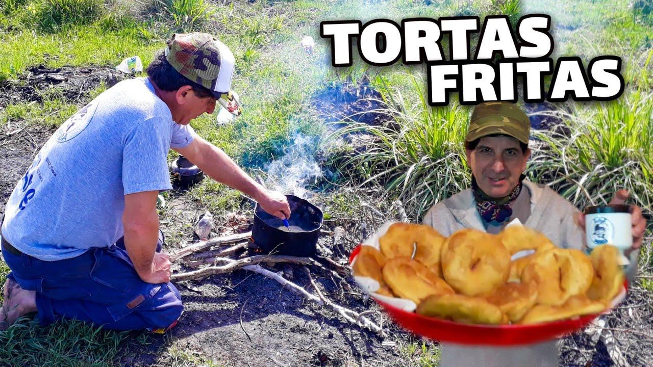 Como Hacer TORTAS FRITAS en 5 Minutos por Take