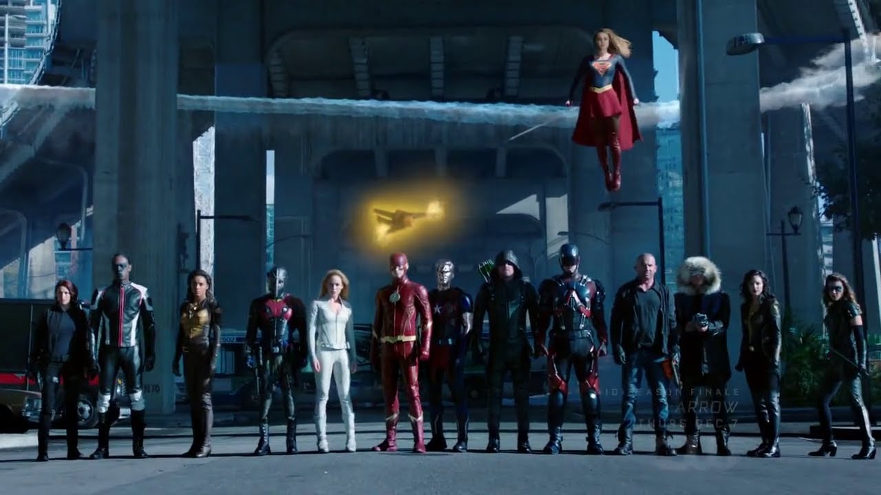 Download Legends of Tomorrow Season 3 Episode 8 (Crisis on Earth-X, Part 4) in English