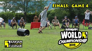 2015 KanJam World Championship - Finals Game 4