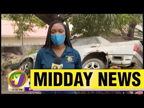 Jamaica's Hurricane Season Begins | Bull Bay Worried | TVJ Midday News - June 1 2021