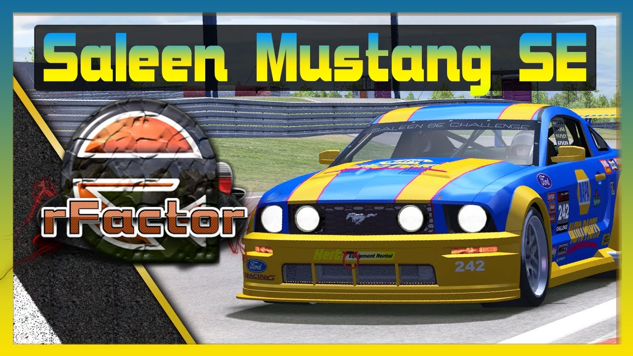 Steam Community :: Video :: Ford Mustang Saleen - RTP 2011 -MP