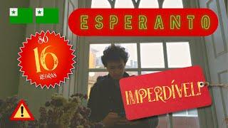 O Esperanto: A Língua Construída com só DEZESSEIS Regras | Alomorfe