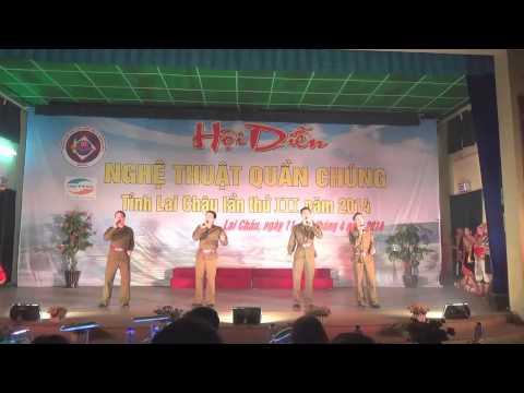 Hội diễn nghệ thuật quần chúng tỉnh Lai Châu (Đoàn huyện Than Uyên)