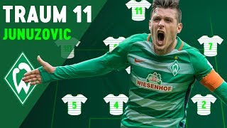 Kevin De Bruyne & Marko Arnautovic! Zlatko Junuzovic Traum 11 | SV Werder Bremen