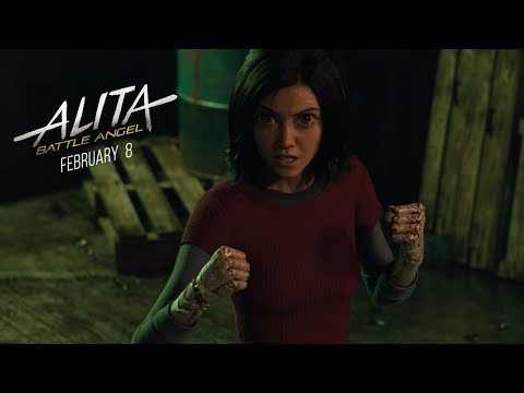 Alita: Battle Angel | TV Spot | February 8 | Fox Star India