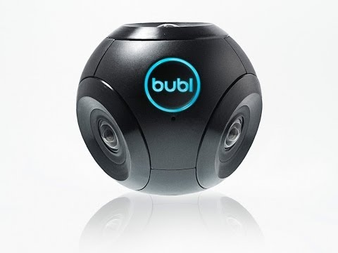 Bublcam - 360 Degree Camera Technology Kickstarter Video