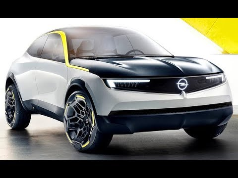 THE OPEL GT X EXPERIMENTAL CONCEPT 2019: DESIGN, TECHNIK, MOKKA-NACHFOLGER