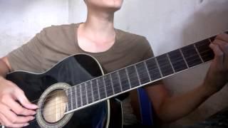 Vì sao cuối trời guitar cover by Xác