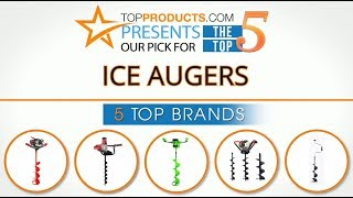 Electric Ice Auger Reviews
