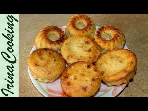 Творожные кексы в формочках | Cottage Cheese Muffins