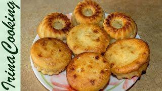 ТВОРОЖНЫЕ МАФФИНЫ в формочках   Cottage Cheese Muffins