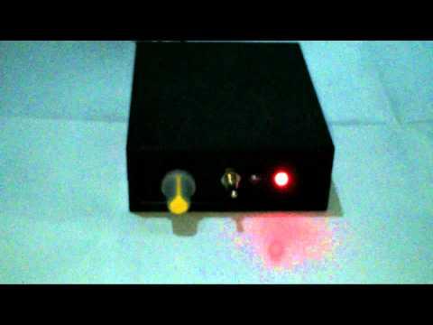 Dispozitiv radionic portabil programabil complet
