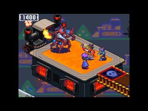 Mega Man Star Force - Lunar Knights Crossover Scenario (Translated)