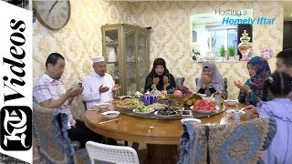 Chinese family iftar in Dubai: United by love and sharing