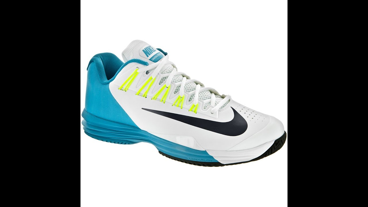 1347d5dd7958 ... 20150801 NIKE 2015 Q1 Men LUNAR BALLISTEC 1.5 Tennis Sneaker Shoes  705285-104 - YouTube ...