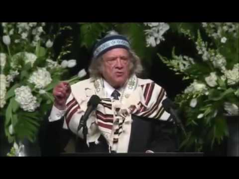 Stop Attacking Muslims & Help Palestine at Muhammad Ali Funeral - Rabbi Michael Lerner