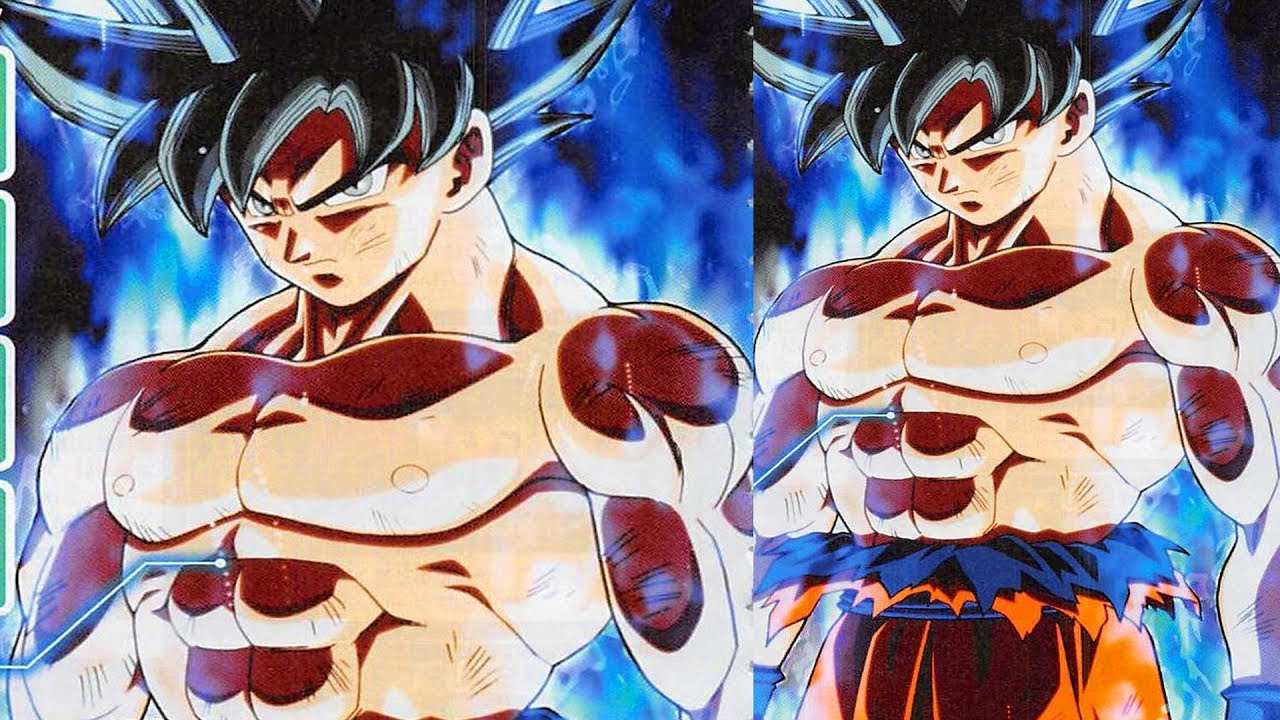Image result for gokus new form