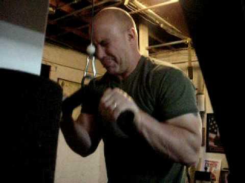 Pushdowns With Dave Draper Stealth Tri Blaster Bar Youtube