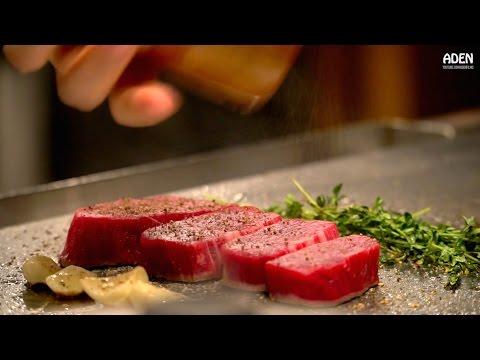 Food in Las Vegas: Teppanyaki