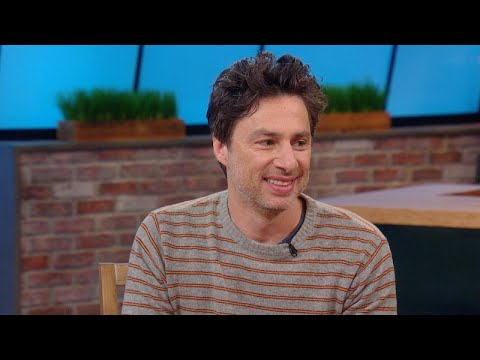 Zach Braff: People Would Actually  Up to The