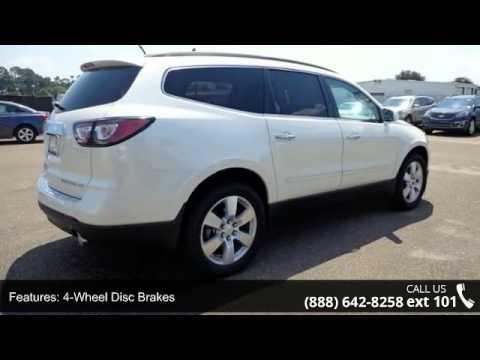 2014 Chevrolet Traverse LTZ - Nimnicht Chevrolet - Jacksonville, FL 32210