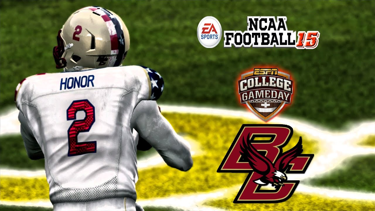 ncaa football 15 college football scheudle
