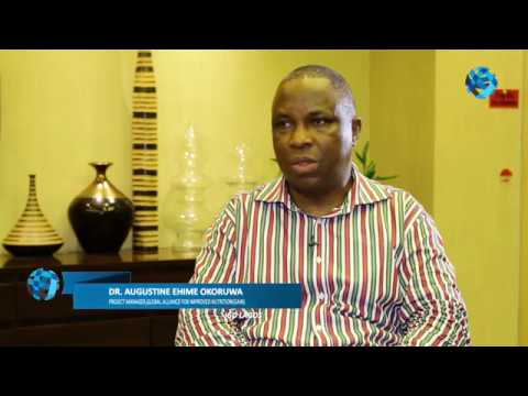 Dr  Augustine Okoruwa, Project Manager, Agriculture and Nutrition at GAIN