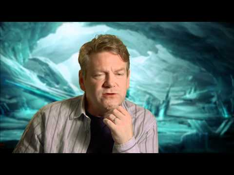 Thor - Kenneth Branagh Interview