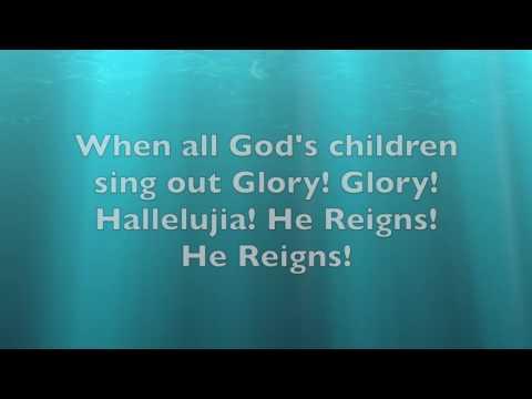 He Reigns C