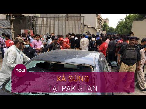 Pakistan: Xả súng tấn công sở giao dịch chứng khoán   VTC Now
