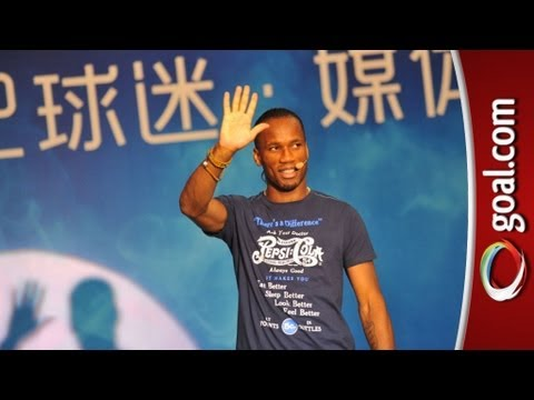 Didier Drogba, Yakubu and Bruno Lopes star in China and Japan!