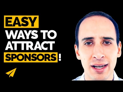 Getting COMPANIES to SPONSOR Your EVENTS! | Evan Carmichael Best ADVICE