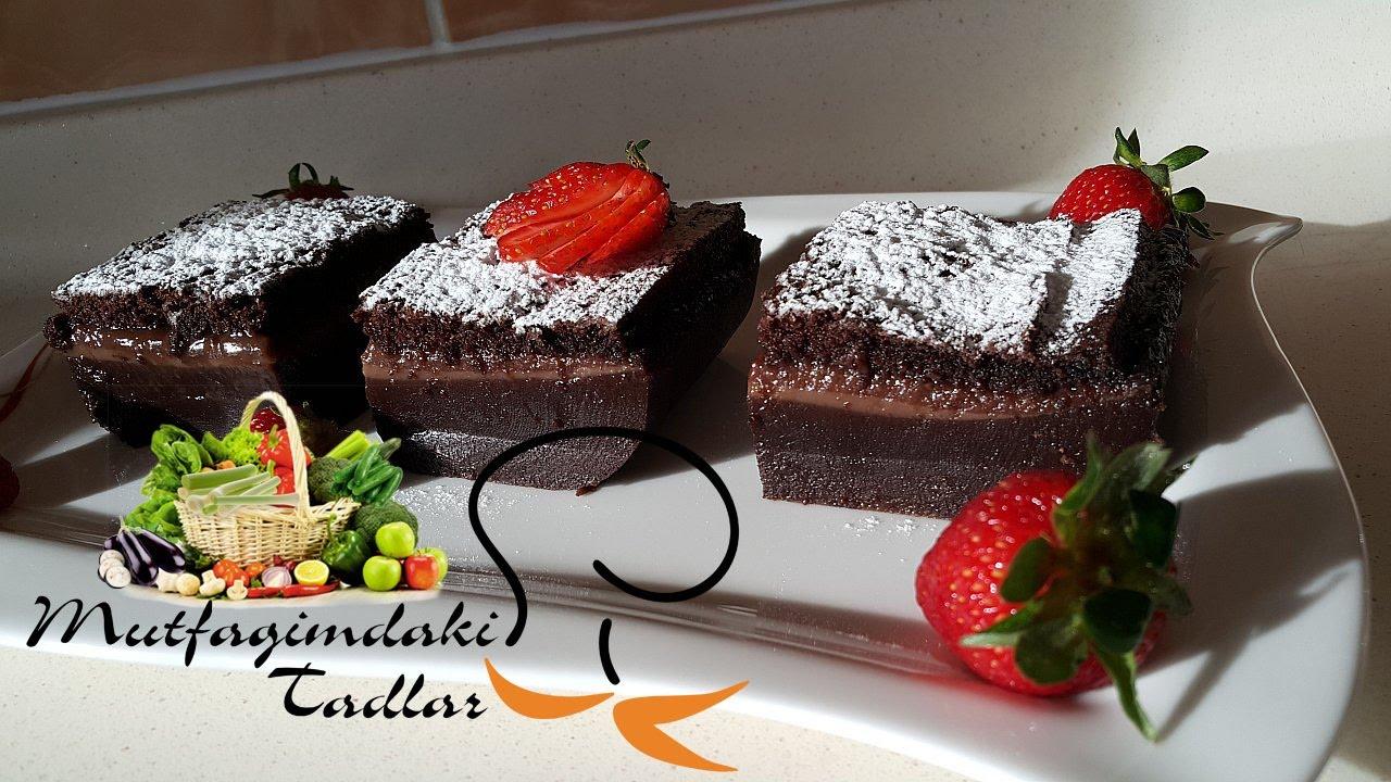 Çikolatalı Sihirli Kek Tarifi