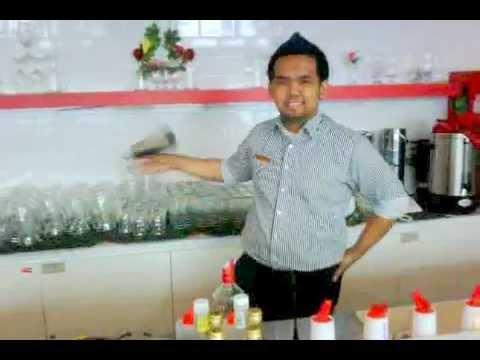 flair bartender (vibe karaoke)