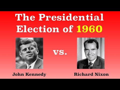 The American Presidential Election of 1960