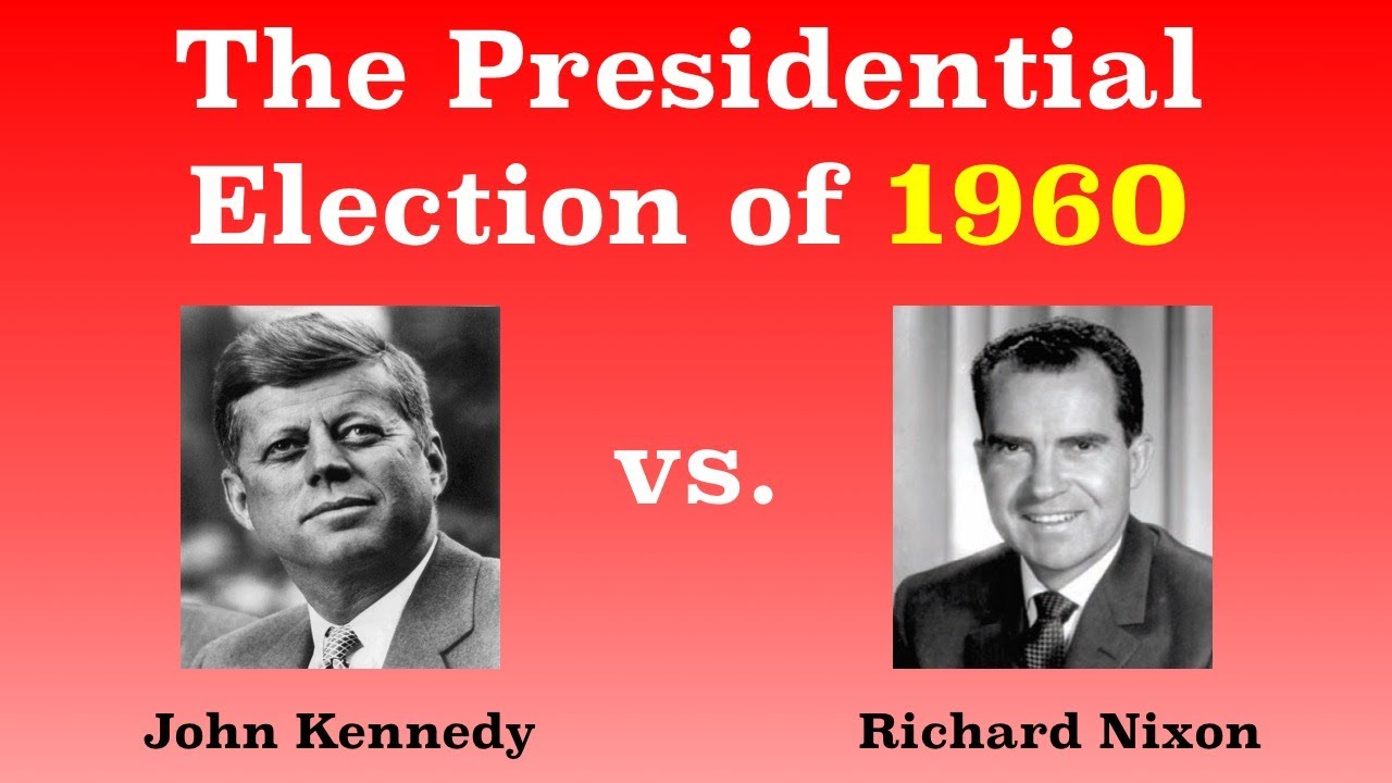1960 presedential election Virulent political discourse coursing through our recent election season  (citing  sarah palin, former governor of alaska and vice-presidential nominee, saying, if   1950's and 1960's that it is hard to even comprehend-yet it is fact, and at.