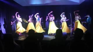 Gum Nade by Umariya live in Vancouver. Helaranga Dance Group