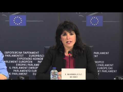 Teresa Rodríguez renuncia a su escaño en Europa para centrar sus esfuerzos en Andalucía