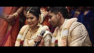 Ram & Usha | Singapore Indian Wedding Video Highlight