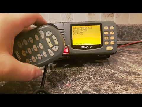 Silva S10 S15 VHF Marine DSC Radio MMSI Reset