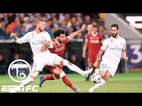 There's petition to punish Sergio Ramos for Mo Salah foul, and 500K+ people have signed it | ESPN FC